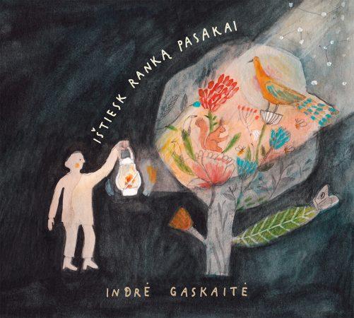 Artworks for Recordings of Indrė Gaskaitė