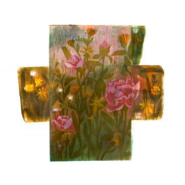 Flowerbed Print