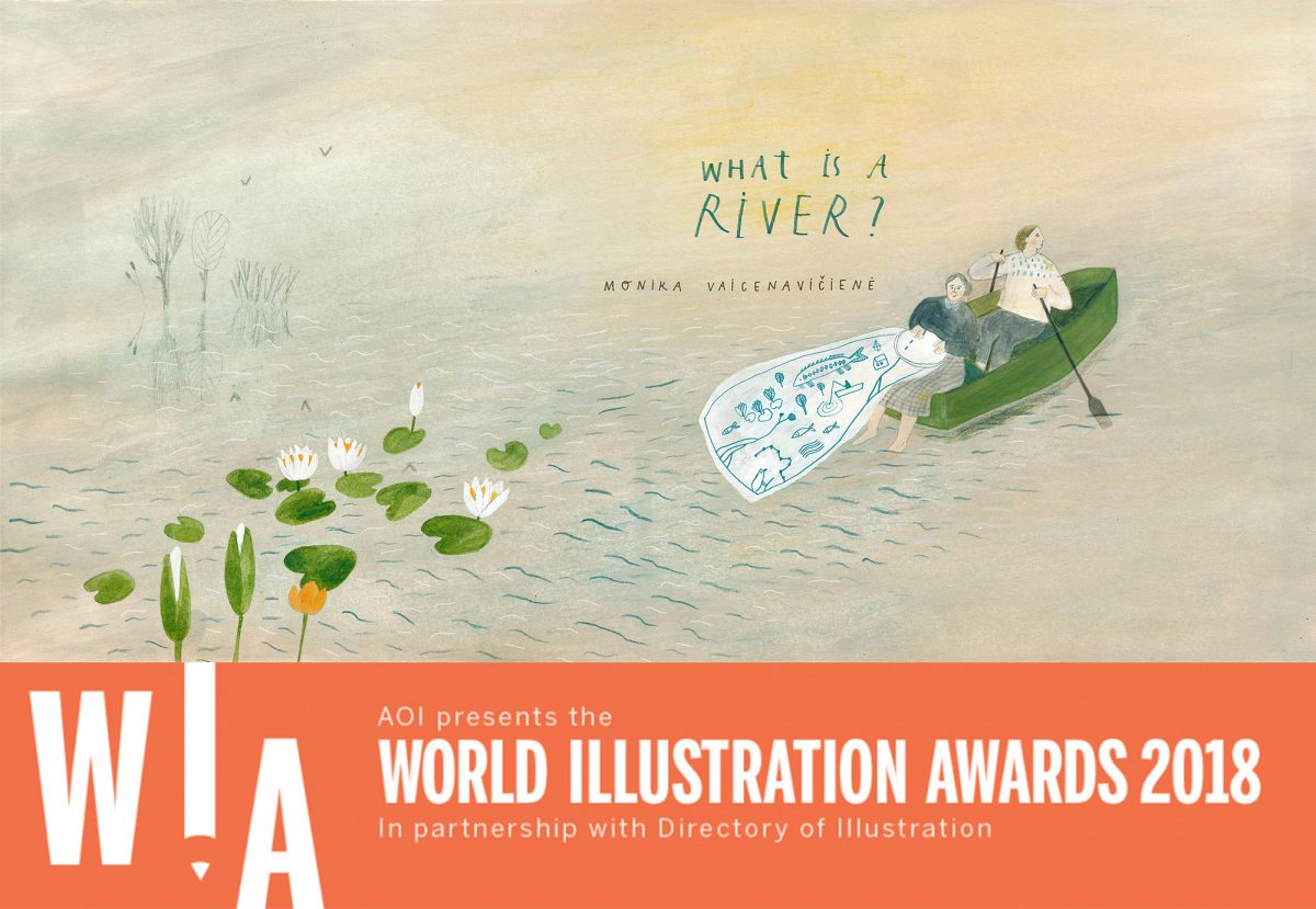 World Illustration New Talent Award